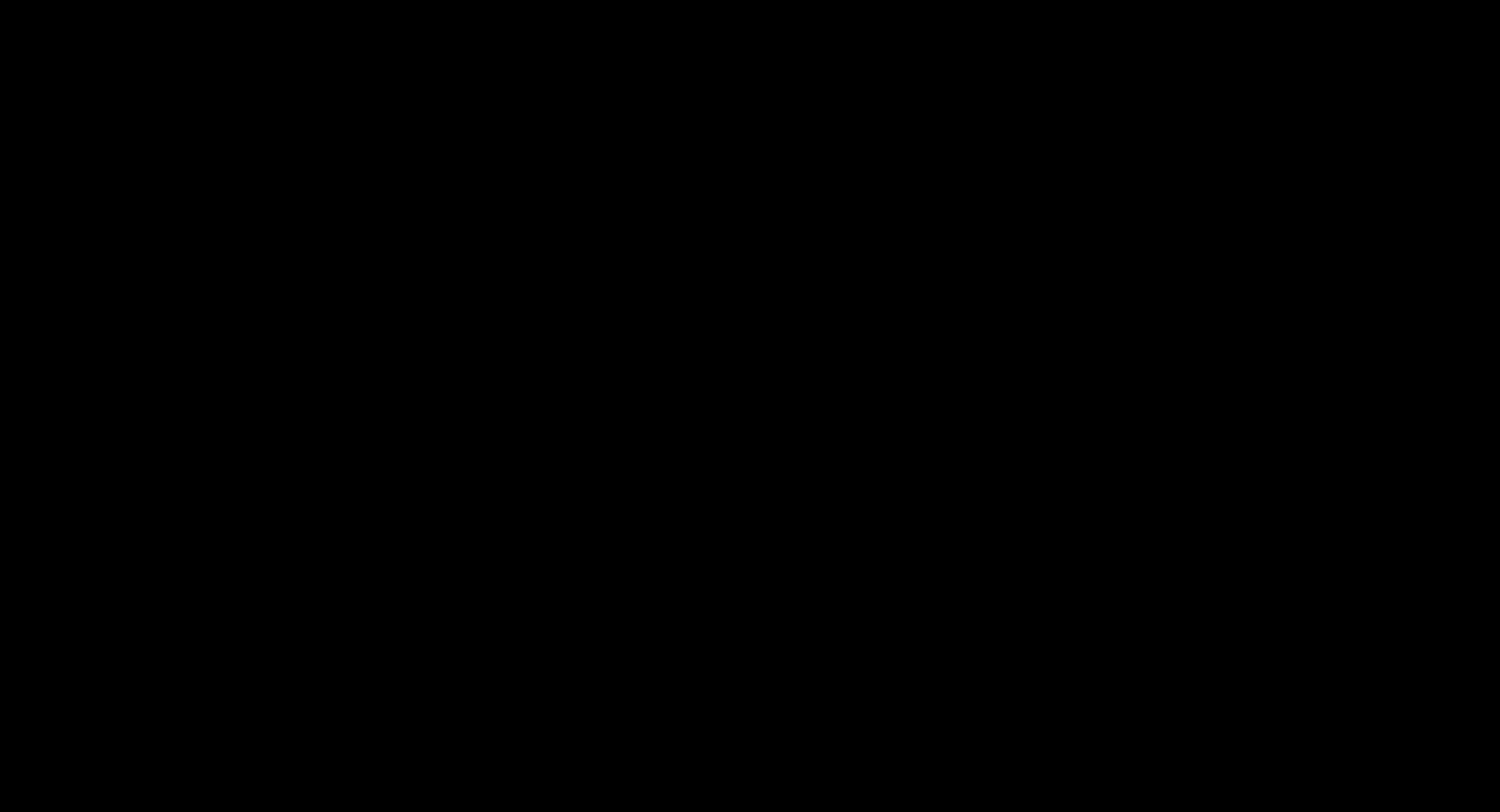 Spatule galbée striée en bois d'olivier